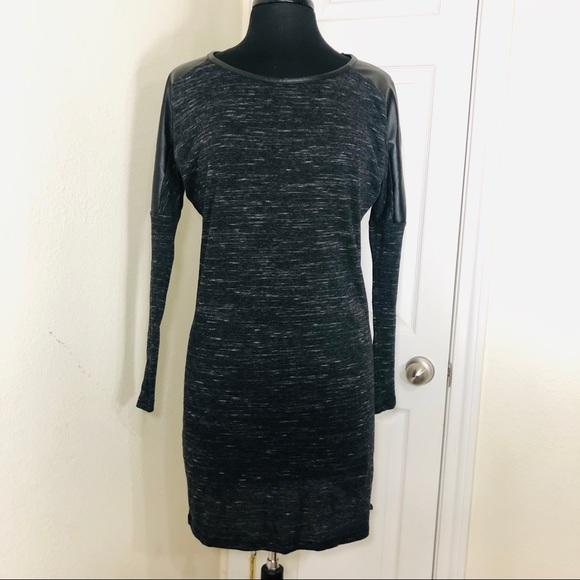 Maison Scotch Dresses & Skirts - Maison Scotch la Femme Selon Marie Marl Dress Sz 1